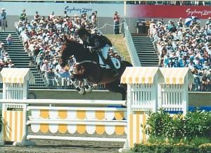 Unser letzter gemeinsamer Sprung... OS Sydney 2000