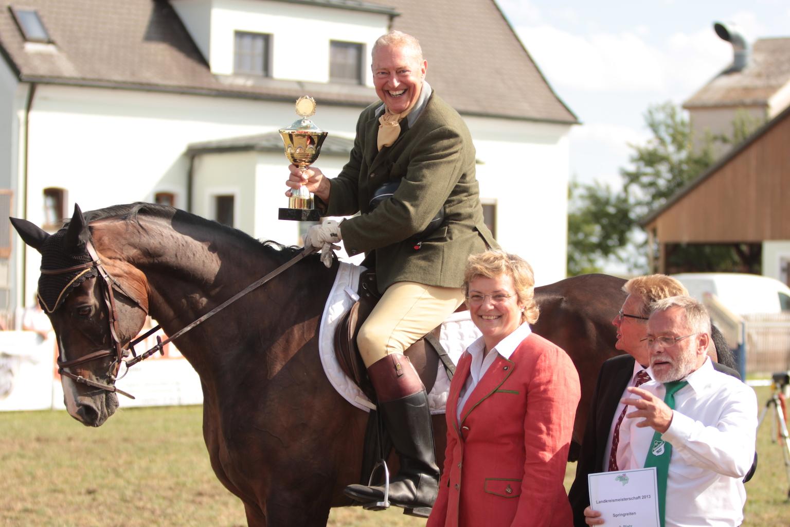 Vize-Landkreismeister 2013- Ralph und Serean